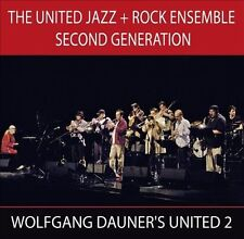 Wolfgang Dauner's United 2 by Second Generation/The United Jazz + Rock...