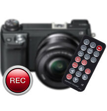Remote Ctrl for Sony ALPHA Camera A6300 A6000 NEX 6 5 7 A7 II R A99= RMT-DSLR2