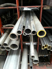 """STAINLESS STEEL tubing 1 1/2'' X .065"""" X 4'"""