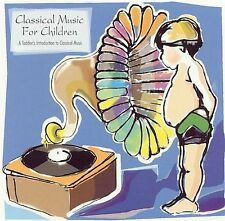 Classical Music for Children A Toddler's Introduction to Classical Music CD NEW