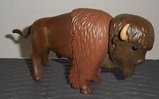 Vintage 1988 PLAYMOBIL/GEOBRA Figure Toy BUFFALO/BISON WESTERN/NATIVE AMERICAN