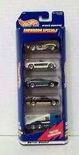 HOT WHEELS GIFT PACK SHOWROOM SPECIALS BMW FERRARI KENTWORTH LEXUS BENZ NRFP