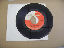THE KNIGHTSBRIDGE STRINGS wheel of fortune/cow cow boogie TOP RANK RA-2014  45