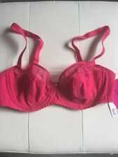Passionata Pink Bra 34B Brand New With Tags