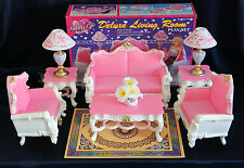 NEW FANCY LIFE DOLL HOUSE FURNITURE DELUXE LIVING Room (2317)