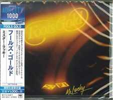 FOOLS GOLD-MR. LUCKY -JAPAN CD B63