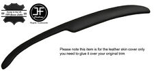 BLACK STITCHING TOP DASH DASHBOARD LEATHER COVER FITS MG MGB 1968-1971