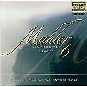 Mahler: Symphony No. 6, Atlanta Symphony Orchestra & Yoe, Good CD