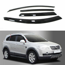 Sun Shade Rain Guard Door Window Vent Visor for 08+ Chevrolet Captiva