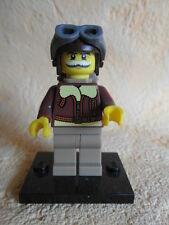 LEGO PILOT MINIFIGUREN SERIE 3