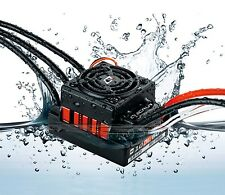 Hobbywing Quicrun WP-10BL60 w/Fan Brushless Waterproof ESC 60 Amp (30107100)
