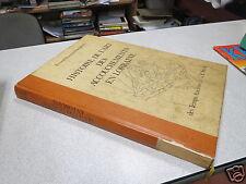 HISTOIRE DE L ART DES ACCOUCHEMENTS EN LORRAINE docteur  françois HACQUIN 1979 *