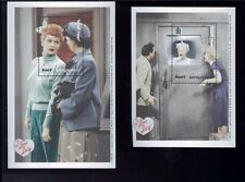 I LOVE LUCY Souvenir Set - MONGOLIA #2367 -68 Mint, NH - E31