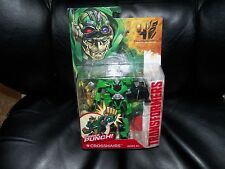 Transformers: AUTOBOT CROSSHAIRS w/ Power Punch AGE OF EXTINCTION NEW LAST ONE