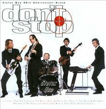STATUS QUO Don't Stop 30th Anniversary Album CD BRAND NEW Bonus Tracks
