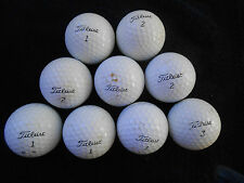 "20 TITLEIST ""PRO V1""  Golf Balls -  ""PRACTICE""  Grade. - *SPECIAL PRICE*"