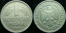 1950  Germany  1 Mark   D