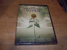 The Happiness Matrix: The Program That Transforms Lives (DVD, 2011) NEW
