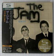 THE JAM - In The City JAPAN SHM MINI LP CD NEU! UICY-93571