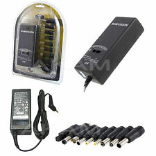 Laptop Charger Sumvision 95w Universal AC Power Adaptor 9 Tips ASUS Acer HP Dell