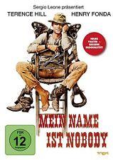 DVD MEIN NAME IST NOBODY v. Sergio Leone, Terence Hill, Henry Fonda ++NEU