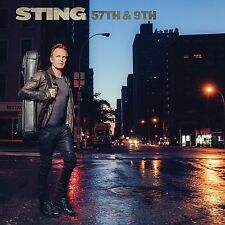 STING - 57TH & 9TH   CD NEU