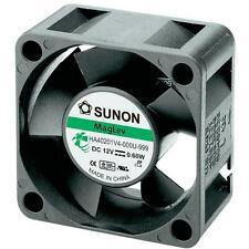 Sunon dc brushless fan 40mm x 10mm 12v dc fan eb40101s2-000u-999