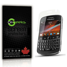 CitiGeeks® Blackberry Bold Screen Protector 9900 9930 Anti-Glare Matte [3-Pack]