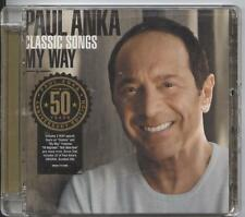 Paul Anka - Classic Songs (My Way) (Double CD Album, 2007)