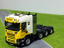 "WSI TRUCK MODELS,SCANIA R STREAMLINE HIGHLINE 8x4 ""AERTSSEN""1:50"