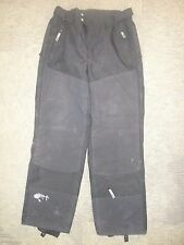 DNA (Descente North America) Ski / Snowboard Pants Black - U.S. size 38
