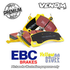 EBC Yellowstuff Pastiglie Dei Freni Anteriori FORD FIESTA mk7 1.6 TURBO ST (12 -) dp42149r