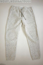 Adidas Consortium x Wings And Horns Bonded Speckled White/Gray Pants size XL