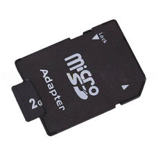 2GB High Capacity Flash TF Memory Card 2G with Free Adaptor For Iphone Mp4