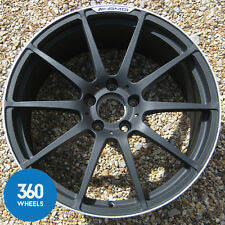"1 x NEW GENUINE MERCEDES SLS 19"" AMG 10 SPOKE FRONT 9.5J ALLOY WHEEL A1974011002"