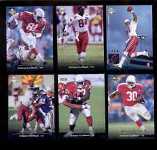 1995 UD St Louis Cardinals Set AENEAS WILLIAMS GARRISON HEARST SETH JOYNER HILL