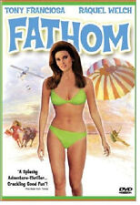 Fathom DVD NEW OOP! Raquel Welch