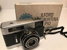 Ilford SPORTINA RAPID-Fotocamera Vintage-Lotto 71