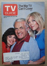 TV GUIDE magazine J3 1981 TOO CLOSE FOR COMFORT Ted Knight-IRAQ WAR-Phil Donahue