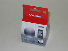 Canon OEM PG-210 black ink PIXMA 210 MX410 MX420 MP240 MP480 MP250 MP490 PG210
