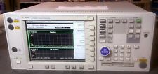 Agilent E4406A Vector/Spectrum Signal Analyzer with Rear Output, BAE, GSM, 202