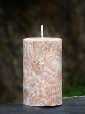 Huge 200hr INDIAN SANDALWOOD Hand Poured Scented Natural CANDLE Chemical Free