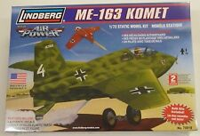 Lindberg 1/72 ME-163 Komet Model  Kit 70519 New