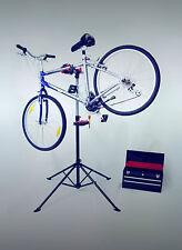 BICYCLE REPAIR WORK STAND HOME CYCLE BIKE  MECHANICS MOUNTAIN ROAD PROFESSIONAL