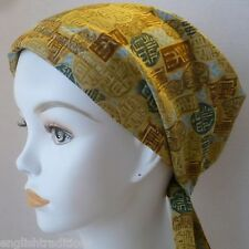 Classic Chemo Cancer Hat Hairloss Scarves Turban Headwrap Alopecia Covering
