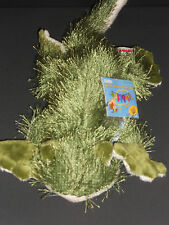 Ganz Webkinz Gecko Plush Code Attached Beanbag Stuffed Animal HM186 Soft NWT