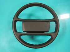 Porsche 944 Black Steering Wheel - NEW Leather