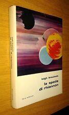 LEIGH BRACKETT-LA SPADA DI RHIANNON-LIBRA EDITRICE-1973-CON SOVRACCOPERTA-SR26