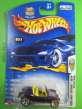 HOT WHEELS 2003 -   Meyers Manx  -  First Editions - 051 - US-Card - neu in OVP