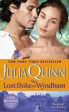 The Lost Duke of Wyndham by Julia Quinn (2008, Softcover)
